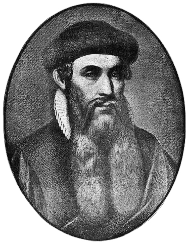 Gutenberg - Before him we discussed things