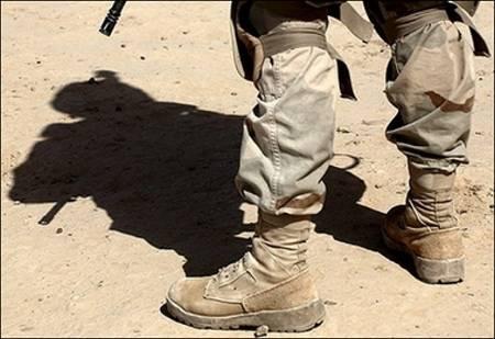US Public Diplomacy - still wearing combat boots?